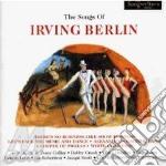 SONGS OF IRVING BERLIN cd musicale di AA.VV.