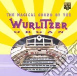 Magic.sound of wurlitzer organ cd musicale