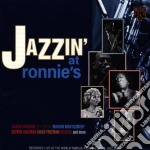 Jazzin' At Ronnie's cd musicale