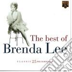The best of cd musicale di Brenda Lee
