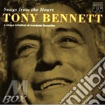 SONGS FROM THE HEART cd musicale di BENNET TONY
