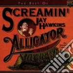 Alligator wine cd musicale di Hawkins screamin' ja