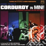 IN MINI, THE BEST OF cd musicale di CORDUROY