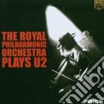 PLAYS U2 cd musicale di R.P.O.