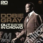 OUT ON THE FLOOR WITH THE IN CROWD cd musicale di GRAY DOBIE