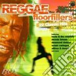 REGGAE FLOORFILLERS cd musicale di AA.VV.