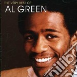 THE VERY BEST OF AL GREEN cd musicale di GREEN AL