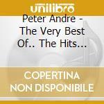 THE VERY BEST OF cd musicale di ANDRE PETER