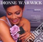DIONNE SINGS DIONNE cd musicale di WARWICK DIONNE