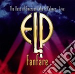 FANFARE - LIVE cd musicale di EMERSON LAKE AND PAL