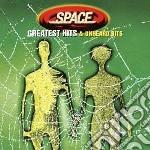 GREATEST HITS & UNHEARD BITS! cd musicale di SPACE