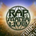 RAP MANIA LIVE cd musicale di AA.VV.
