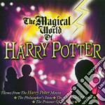 THE MAGICAL WORLD OF HARRY POTTER cd musicale di AA.VV.