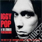 Iggy Pop - Penetration: The Best Of cd musicale di IGGY POP