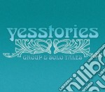 STORIES - GROUP & SOLO TALES (2 CD) cd musicale di YES