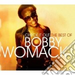 The best of bobby womack cd musicale di Bobby Womack