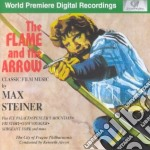 The Flame And The Arrow  cd musicale di Jacques Tourneur