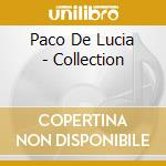 The collection cd musicale di De lucia paco