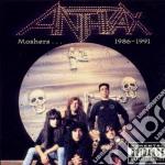 Moschers....1986-1991 cd musicale di Anthrax