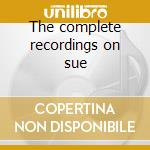 The complete recordings on sue cd musicale di Foxx inez & charlie