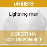 Lightning man cd musicale di Ebb Nitzer