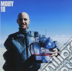 18 cd musicale di MOBY