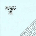 Cabaret Voltaire - Live At The Ymca 27.10.79. cd musicale di Voltaire Cabaret