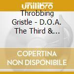 D.O.A. cd musicale di Cristle Throbbing