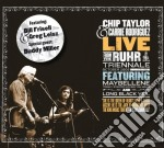 Chip Taylor & Carrie Rodriguez - Live From The Ruhr Triennale, October 2005 cd musicale di TAYLOR CHIP & RODRIG