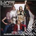 ALL THE WAY LIVE 1971-72 cd musicale di MOTT THE HOOPLE