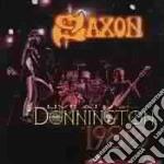 Saxon - Live At Donnington cd musicale di SAXON
