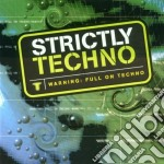 Strictly techno cd musicale di Artisti Vari