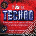 Artisti Vari - This Is Techno cd musicale di Artisti Vari