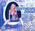 Artisti Vari - This Is...anthems 2000 cd musicale di ARTISTI VARI