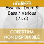 Essential drum & bass cd musicale di Artisti Vari