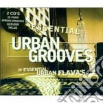 Artisti Vari - Essential Urban Grooves cd musicale di Artisti Vari