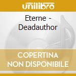Deadauthor cd musicale
