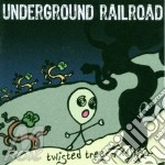 TWISTED TREES cd musicale di Railroad Underground