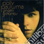 FINGERS & THUMBS cd musicale di Polly Paulusma