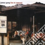 James Gang - Live In Concert cd musicale di THE JAMES GANG