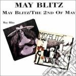 SAME/2ND OF MAY cd musicale di MAY BLITZ