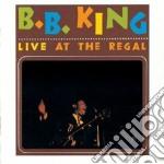 B.B. King - Live At The Regal cd musicale di KING B.B.