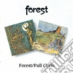 FOREST/FULL CIRCLE cd musicale di FOREST