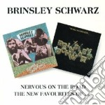 Brinsley Schwarz - Nervous On The Road cd musicale di BRINSLEY SCHWARZ
