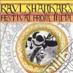 FESTIVAL FROM INDIA cd musicale di RAVI SHANKAR
