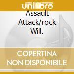 ASSAULT ATTACK/ROCK WILL. cd musicale di THE MICHAEL SCHENKER