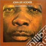 John Lee Hooker - Coast To Coast Blues Band Anywhere cd musicale di JOHN LEE HOOKER