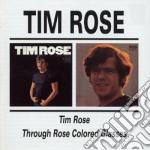 SAME/THROOUGH COLORED.. cd musicale di TIM ROSE