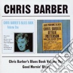 Chris Barber - Blues Book Vol.1 cd musicale di BARBER CHRIS