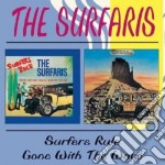 SURFERS RULE/GONE WITH... cd musicale di SURFARIS